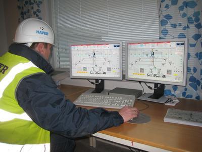 PCS 7 process control system