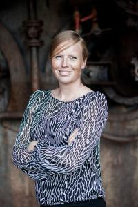Evelyn Lauer, Geschäftsführerin vistapark