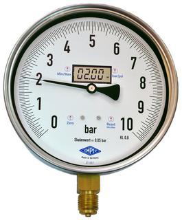EMPEO2, Analog-Digitalmanometer
