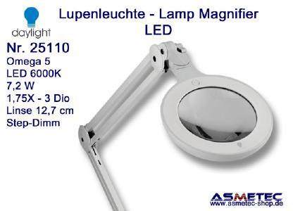Daylight LED-Lupenleuchte 25110