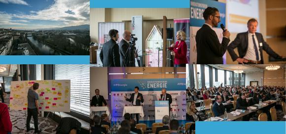 Rüclblick Innovationsforum Energie