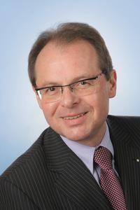 Udo Mager, Geschäftsführer der Wirtschaftsförderung Dortmund