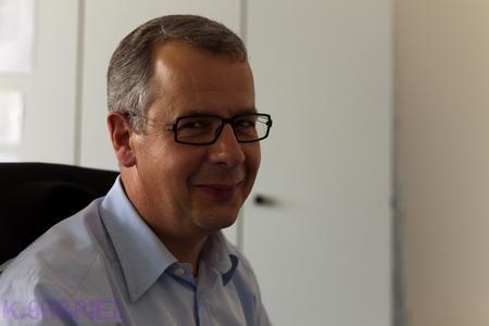 Mister Dirk Petri from Roche Diagnostics