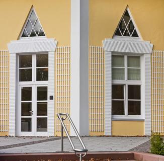 Historische Bausubstanz in neuem Glanz, Foto: Caparol Farben Lacke Bautenschutz/Martin Duckek