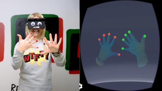 experienced Unity developers will feel right at home with the Gestigon Carnival gesture recognition Unity asset