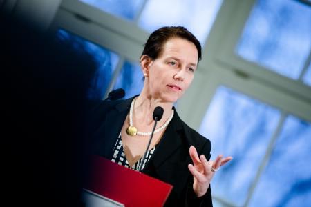 Elisabeth Kotthaus, Stellv. Leiterin der politischen Abteilung der EU Kommission in D