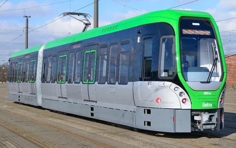 Urban railway of Kiepe Electric GmbH. The company is a forerunner in exploiting the potential of Engineering Base's continuously connected and digital workflow. (© Kiepe Electric GmbH)