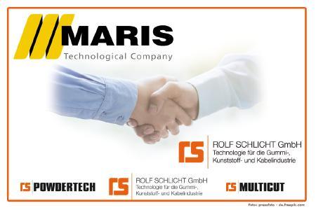 Neue Partnerschaft zwischen F.lli MARIS S.p.A. und ROLF SCHLICHT GmbH