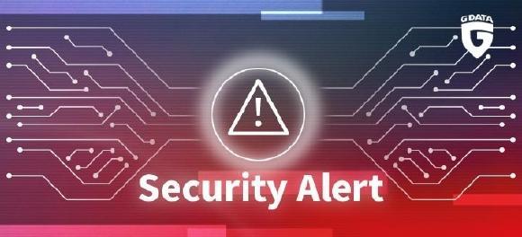G_DATA_Security_Alert