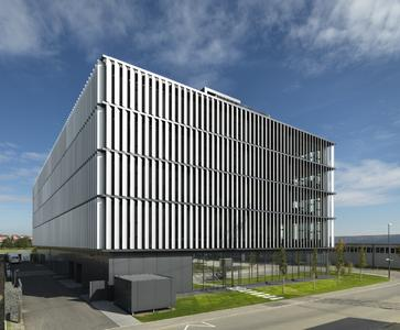 BFFT-Headquarters in Gaimersheim