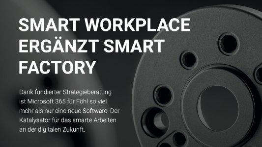 abtis verhilft Föhl zum Modern Secure Workplace.