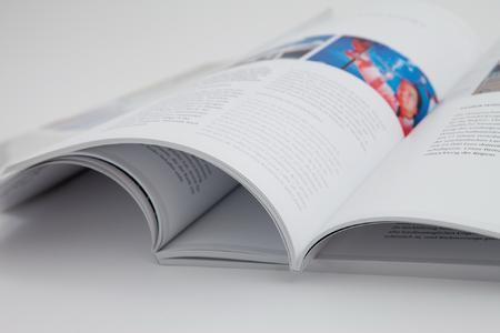 Hochwertiges Softcover von viaprinto