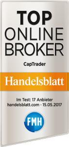 Handelsblatt Top Online-Broker