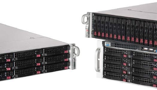 NASdeluxe-Systeme der Z-Serie