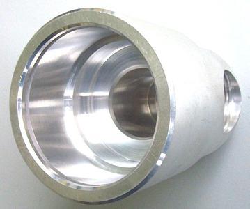 Spanend hergestellte Bauteile aus Magnesium weisen neben einem geringen Gewicht eine gute Qualität der Oberflächen auf.