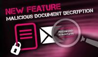 New Hornetsecurity ATP Feature: Malicious Document Decryption