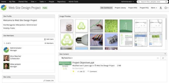 Verbesserte Anwenderführung und Suchmöglichkeiten in Alfresco One 5.1 helfen, den vorhandenen Content profitabler zu nutzen.