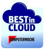 Best in Cloud 2012 Logo