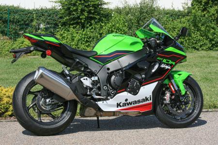 thyssenkrupp Carbonfelgen für die neue Kawasaki Ninja ZX-10R/X-10RR