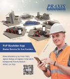 Die grüne App der Bauwirtschaft vereint Rohstoffwerk und Bauleiter digital mit allen Daten zur Belieferung.