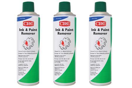 Neues von setron: CRC INK & PAINT REMOVER
