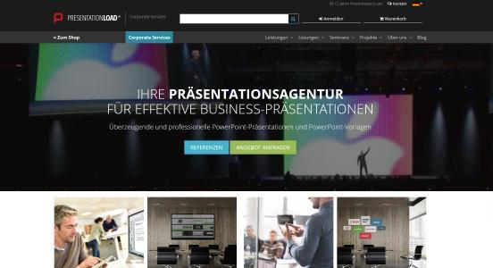 Presentationload Professionelle Business Präsentationen Mit Dem