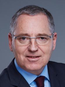 Dr. Hans Joachim Popp, Sicherheitsbeauftragter des VOICE-Präsidiums