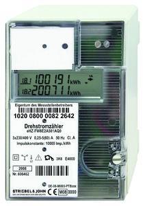 Smart Metering - Der Zählerschrank als zentrale Mess- und Kommunikationsstelle