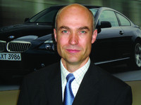 Manfred Bräunl, BMW Group, Leiter Marketing und Marketing Services BMW Deutschland