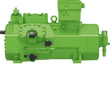 The reciprocating compressors from the ECOLINE+ series offer optimal efficiency both for full- and part-load