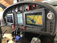 Major Change Approval for Stemme Glass cockpit