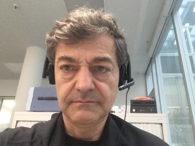 Hermann Gollwitzer works at VW in the EEMF/3 sub-department as a system architect for infotainment systems (Source: Gollwitzer)