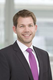 Balluff Geschäftsführer Florian Hermle