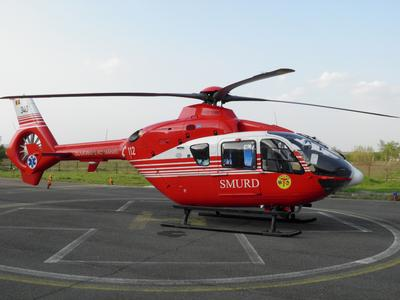 EC135 (Copyright: EC Romania)