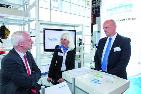 Im Gespräch mit NRW Wirtschaftsminister Garrelt Duin