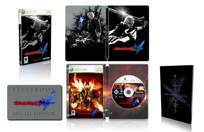 DMC 4 Collector's edition