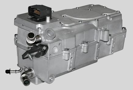 Kompakter, leichter, leistungsfähiger – diese Attribute kennzeichnen die jüngste Generation der Leistungselektronik, die der internationale Automobilzulieferer Continental für den Einsatz in elektrifizierten Antrieben entwickelt hat