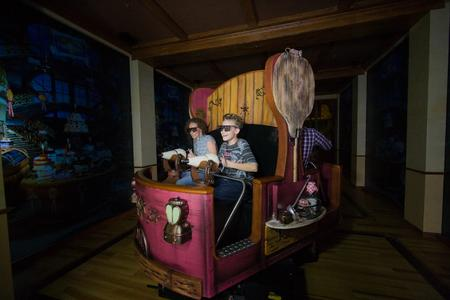 """Die brillante 3D-Darstellung macht """"Maus au Chocolat"""" zu einem echten Publikumsmagneten"""