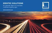 IDENTEC SOLUTIONS - Globales Team für innovative Lokalisierungslösungen