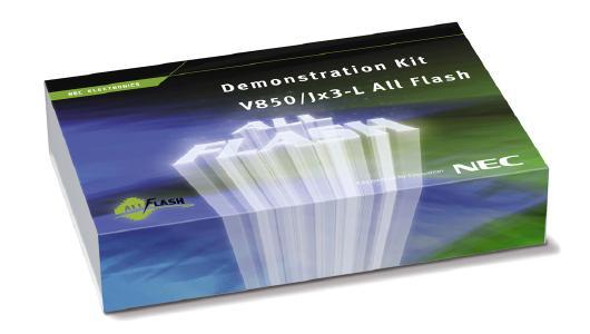 Starter kit for V850ES/Jx3-L All Flash(TM) microcontroller