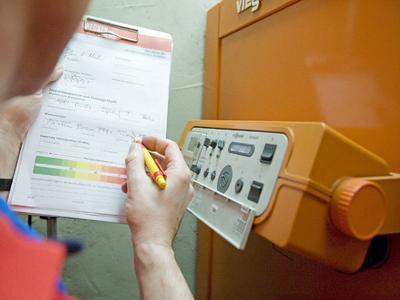 Neu: Energieeffizienzlabel für alte Heizanlagen / ®zvshk