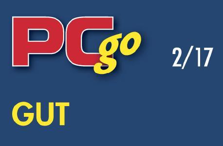 PCgo Testsiegel