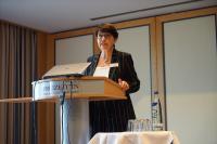 Dr. Martina Städtler-Schumann bei SCHUMANN Konferenz
