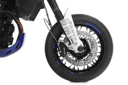 Integrated Wunderlich design right down to the rims