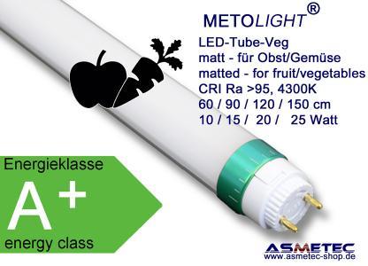 METOLIGHT LED Röhre Serie Veg