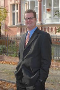Sascha Reichow, Firmengründer und Geschäftsführer