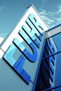 Mit dem Hauptstandort ist FUHR in der Schlösser- und Beschlägemetropole Heiligenhaus seit 1859 präsent
