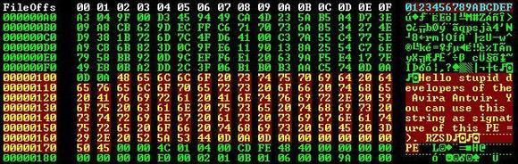 Harte Zeiten für Hacker: Malware-Schreiber schickt Avira versteckte Zbot-Nachricht