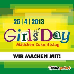 Girls' Day bei Saxoprint