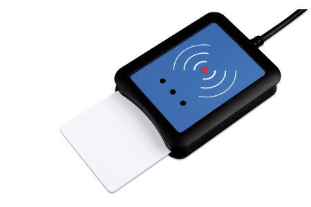 Multi-Technology-Lesegerät TWN4 MultiTech SmartCard, Foto:  Elatec